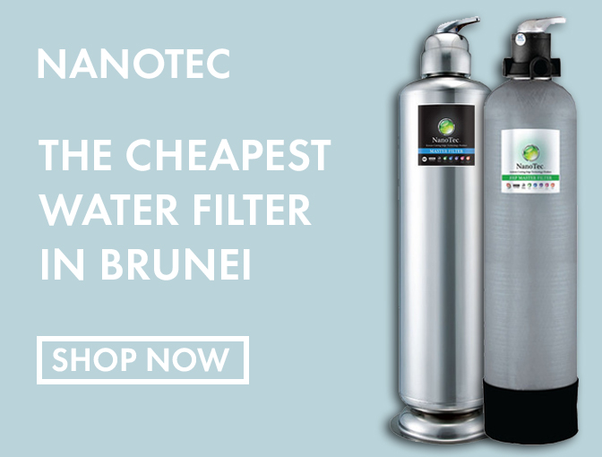 NanoTec Water Filter